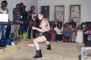 Dancehall queen party pics philly 2016